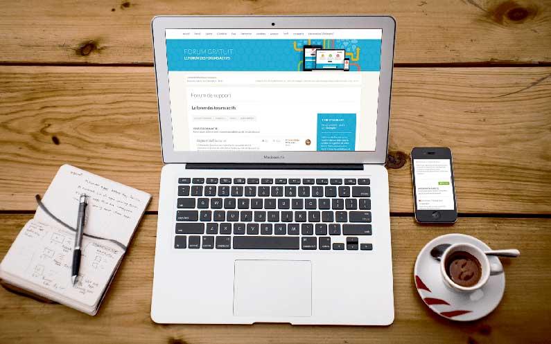 Utiliser un forum Forumactif sur WordPress